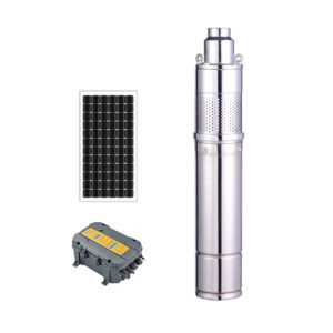 Traditional Brushless Solar Pump